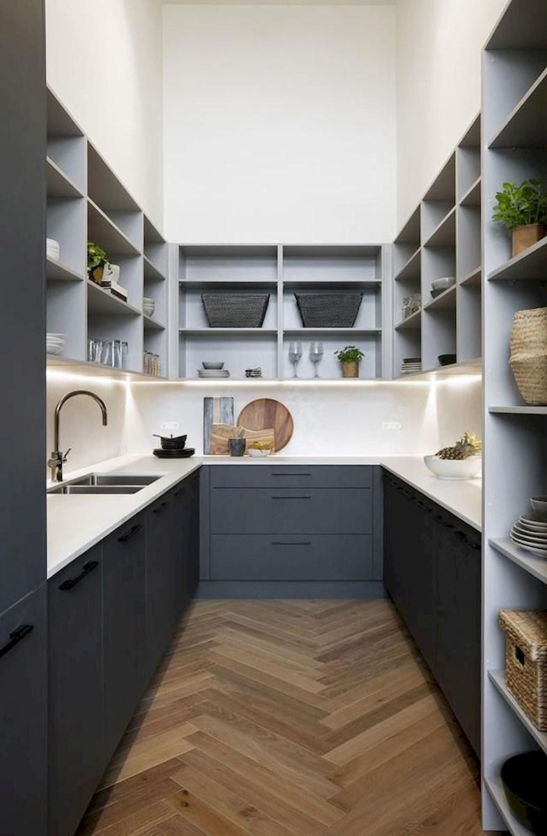 Inspiring Kitchen Storage Design Ideas 42
