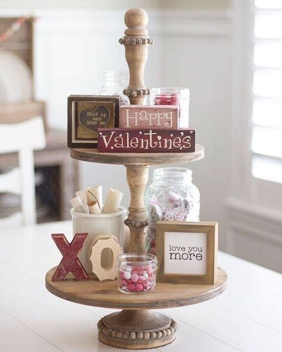 Lovely Valentine Home Decor Ideas For Couples 30