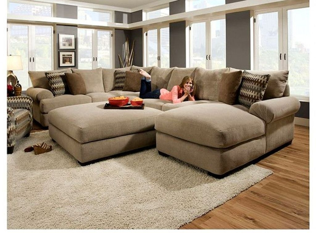 Popular Comfortable Living Room Design Ideas 50