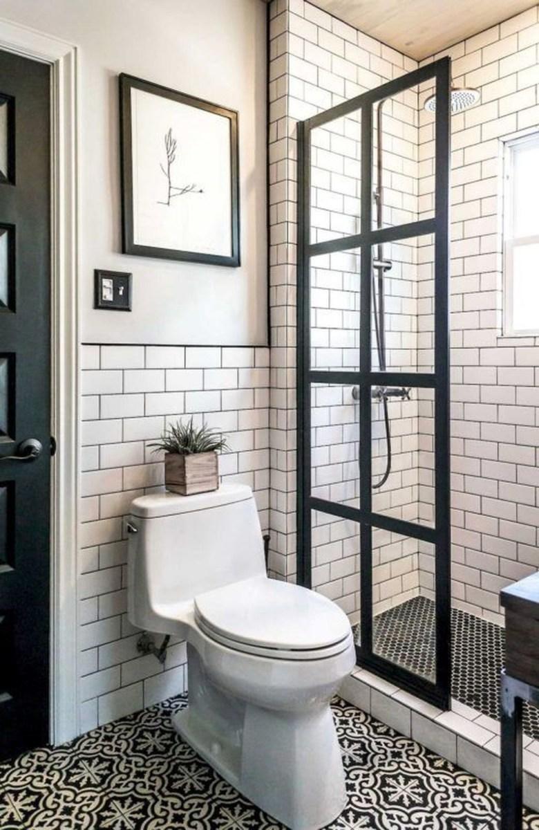 Popular Small Bathroom Remodel Ideas 21