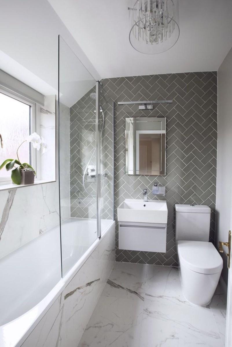 Popular Small Bathroom Remodel Ideas 23