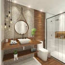 Popular Small Bathroom Remodel Ideas 42