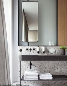 Stunning Bathroom Mirror Decor Ideas 04