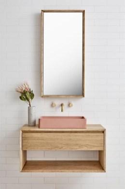 Stunning Bathroom Mirror Decor Ideas 18