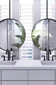 Stunning Bathroom Mirror Decor Ideas 23