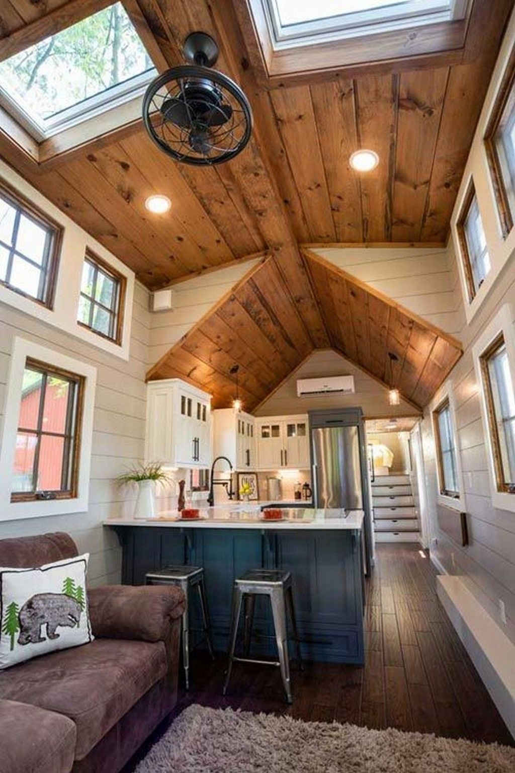 Stunning Tiny House Design Ideas 17