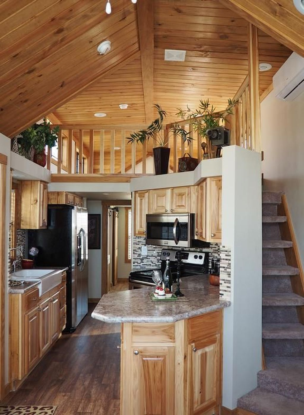 Stunning Tiny House Design Ideas 31