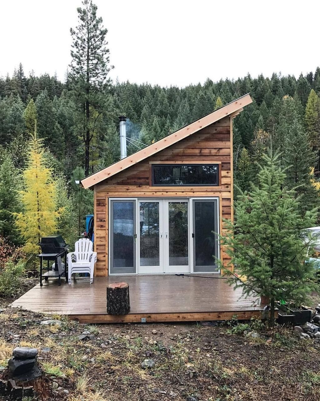 Stunning Tiny House Design Ideas 32