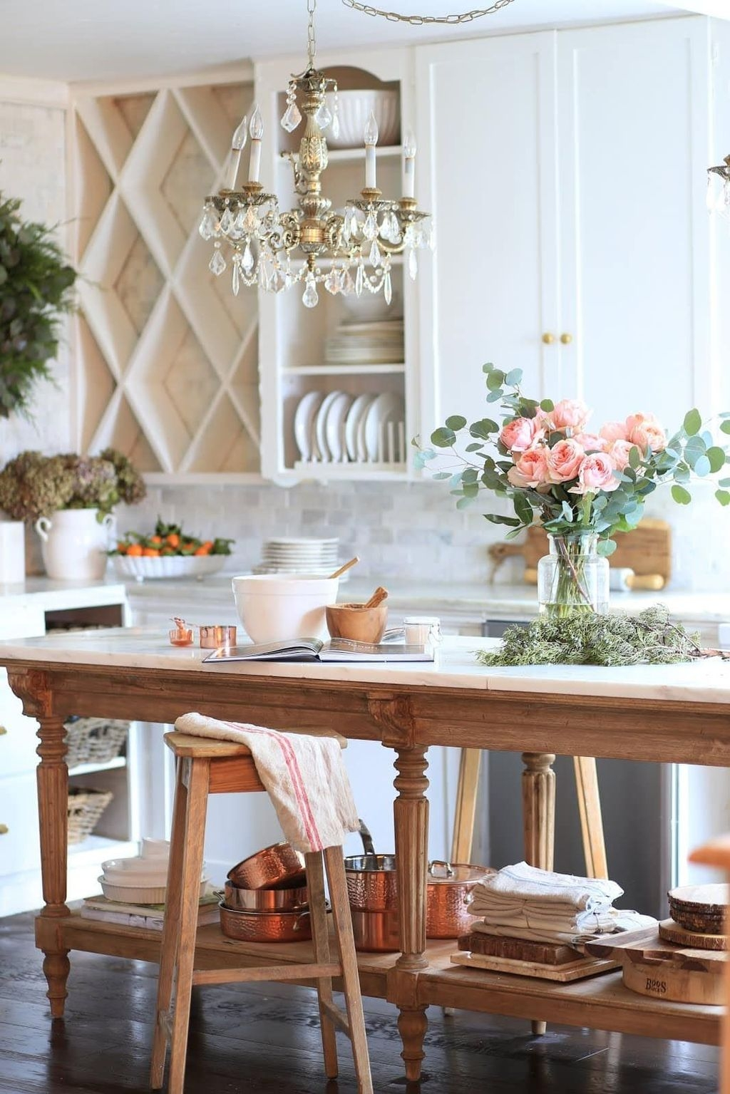 The Best French Country Style Kitchen Decor Ideas 07