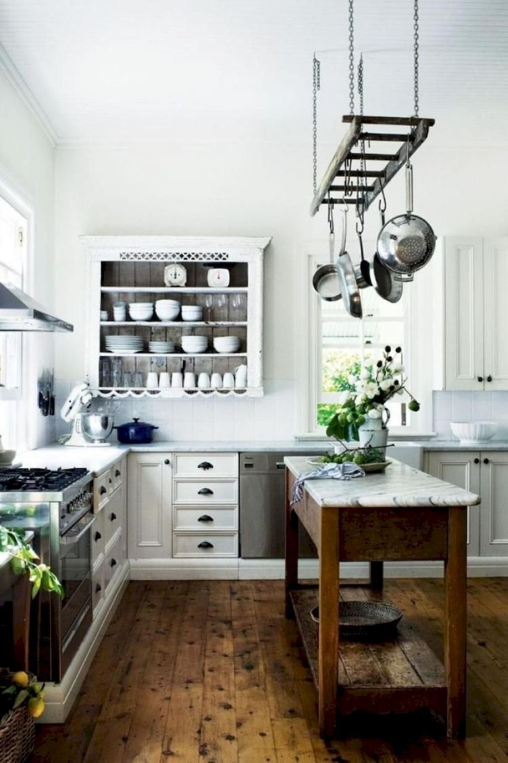 The Best French Country Style Kitchen Decor Ideas 24