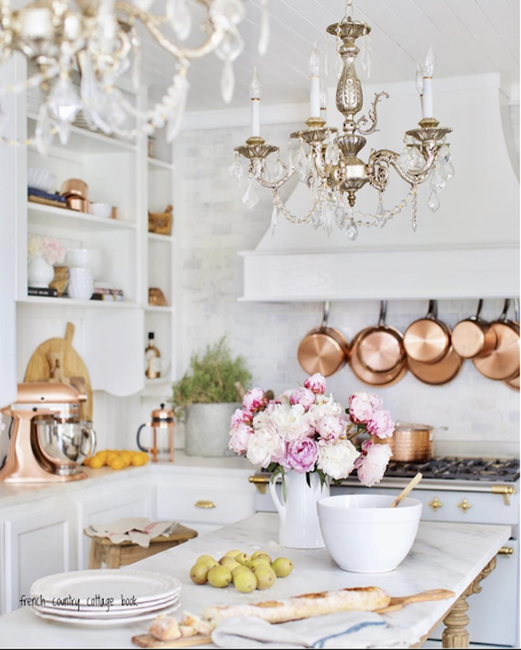 The Best French Country Style Kitchen Decor Ideas 28