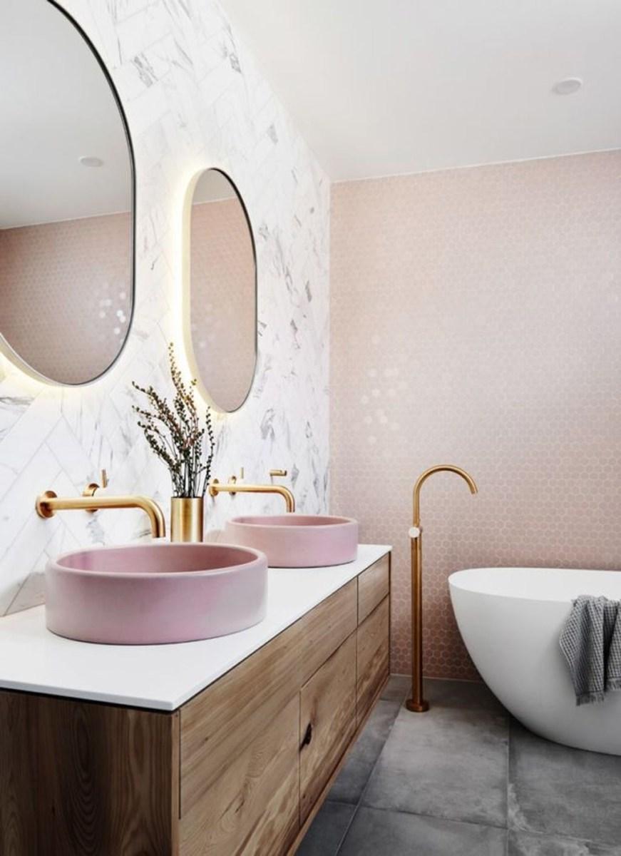The Best Ideas To Creating Cozy Minimalist Bathroom 09
