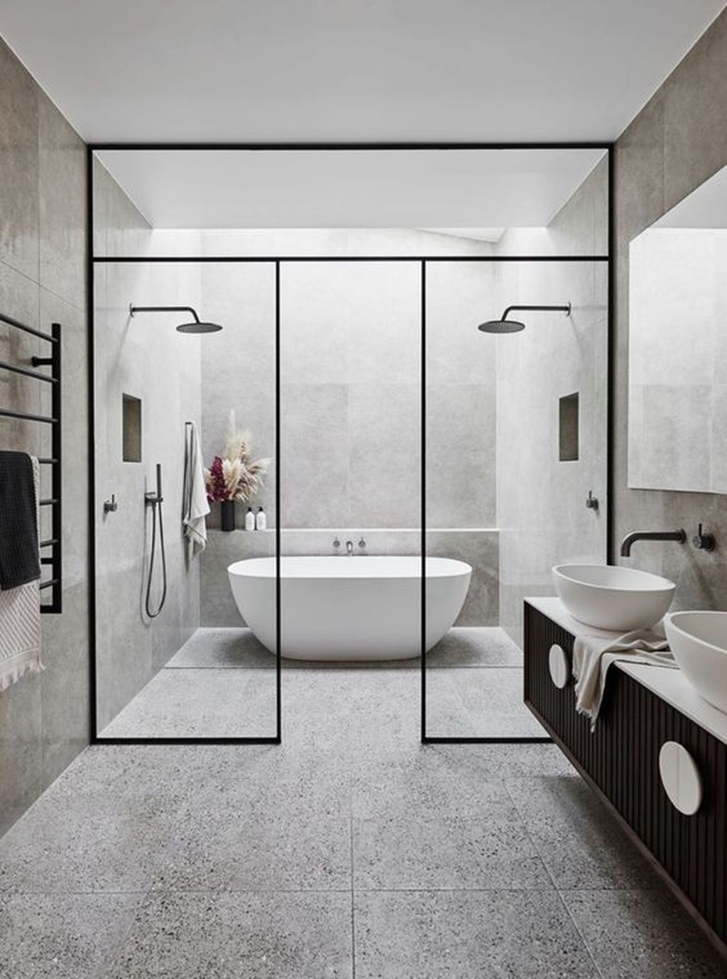The Best Ideas To Creating Cozy Minimalist Bathroom 17