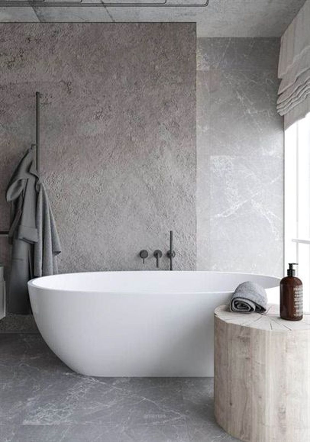 The Best Ideas To Creating Cozy Minimalist Bathroom 20