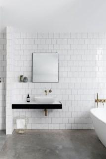 The Best Ideas To Creating Cozy Minimalist Bathroom 41