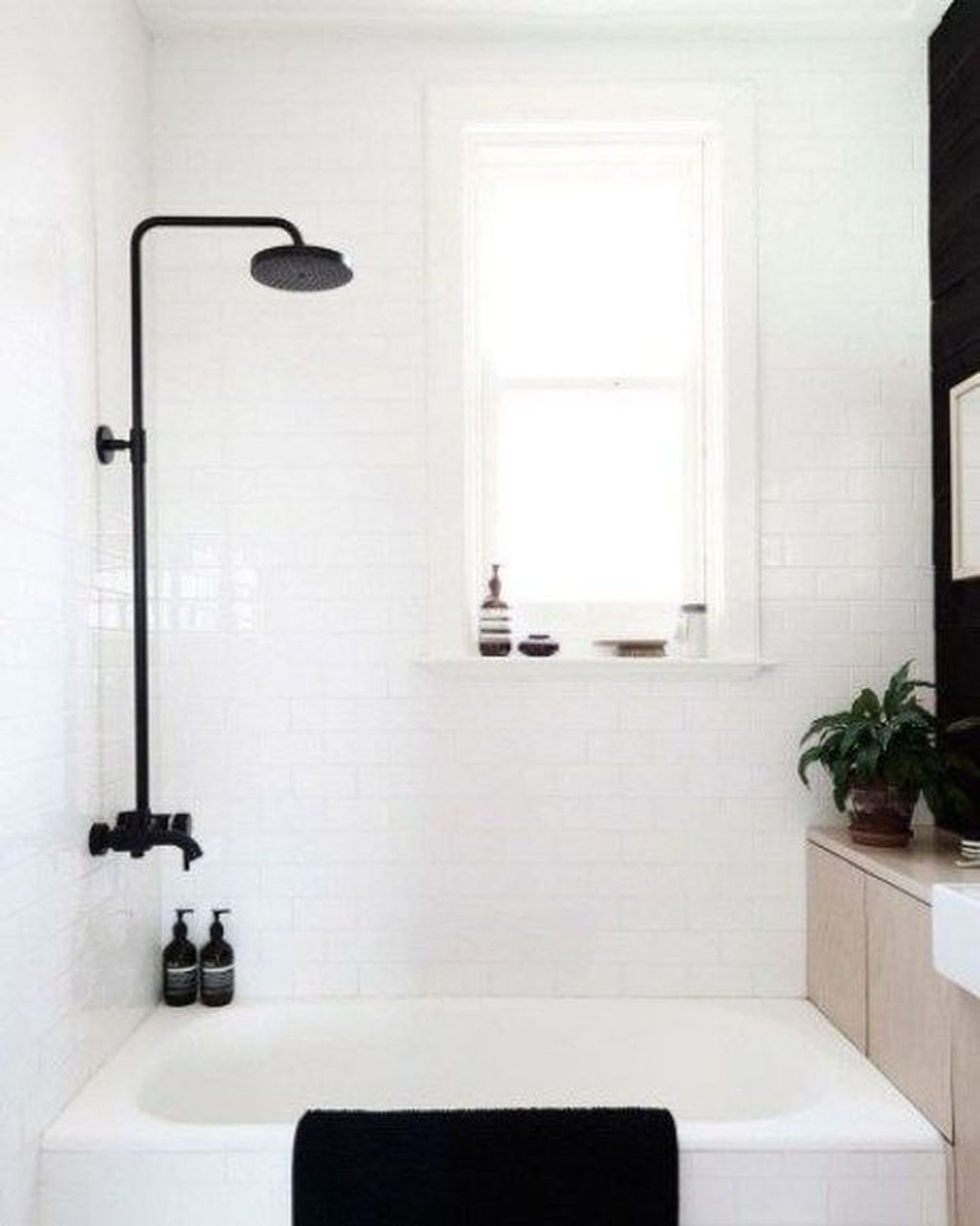 The Best Ideas To Creating Cozy Minimalist Bathroom 44
