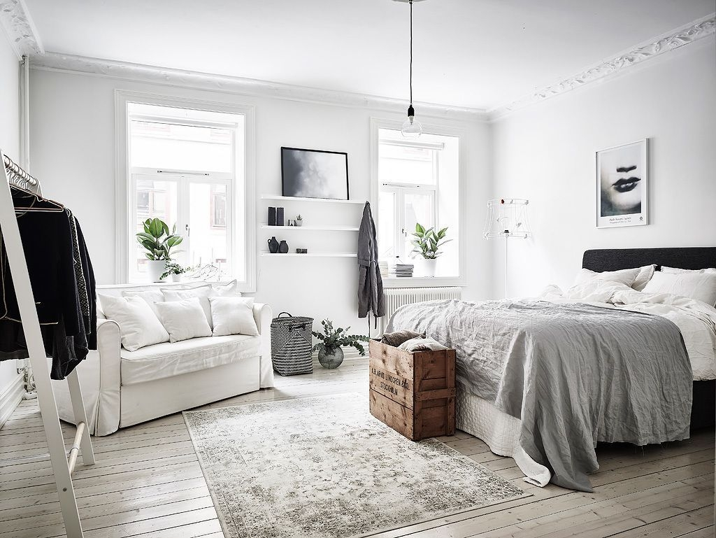 The Best Scandinavian Bedroom Interior Design Ideas 20
