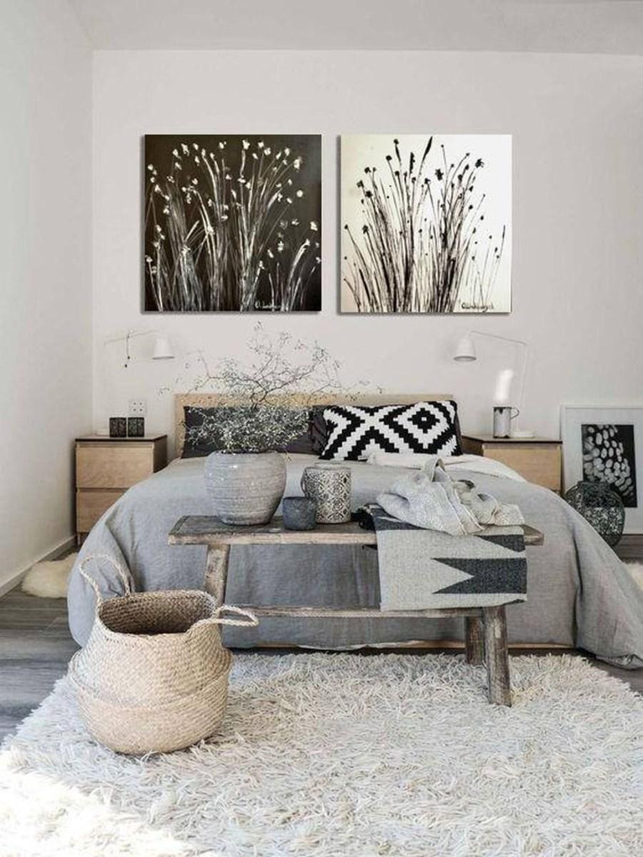 The Best Scandinavian Bedroom Interior Design Ideas 24