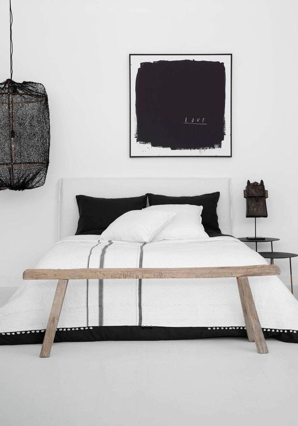 The Best Scandinavian Bedroom Interior Design Ideas 29