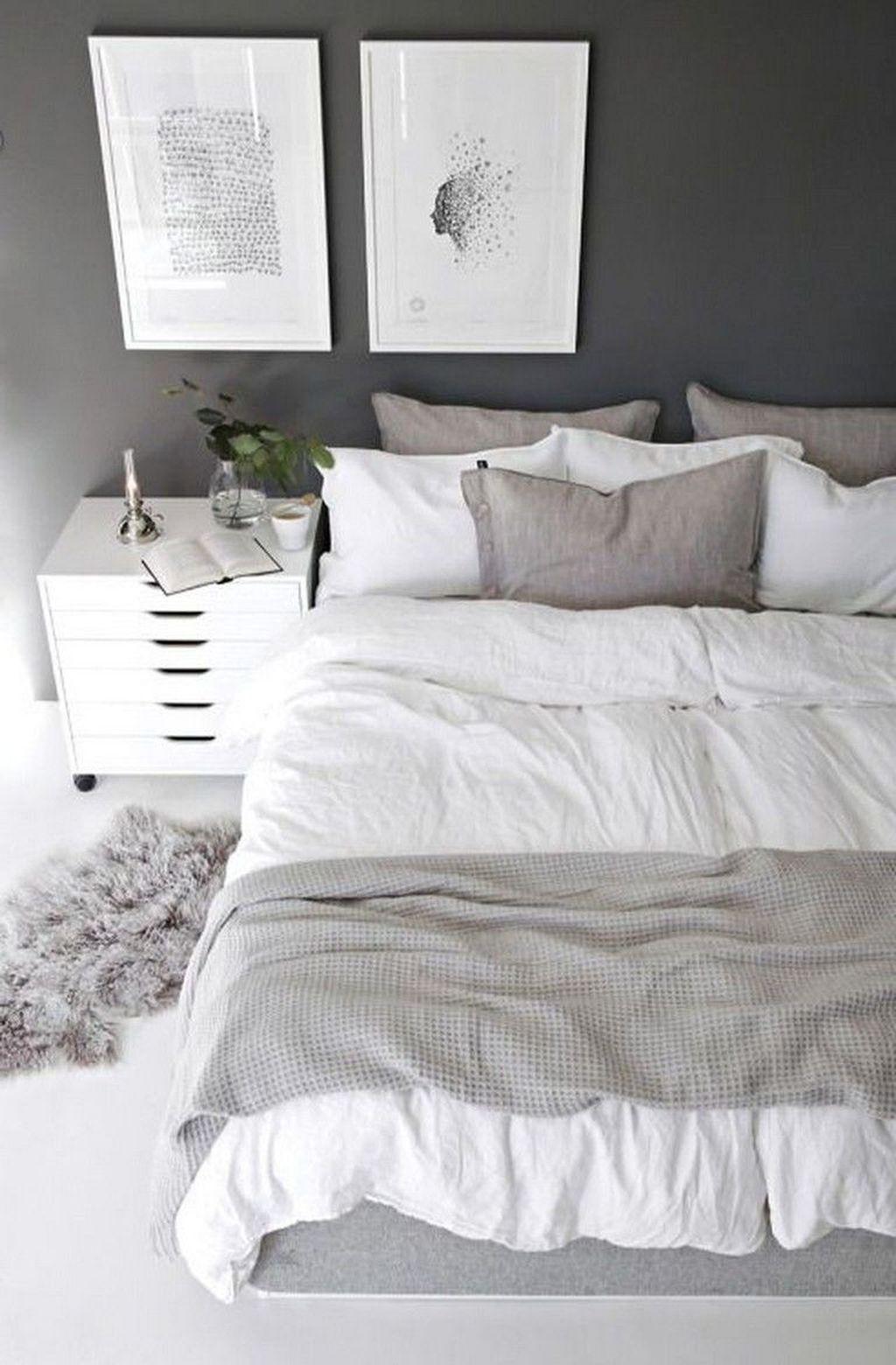 The Best Scandinavian Bedroom Interior Design Ideas 34