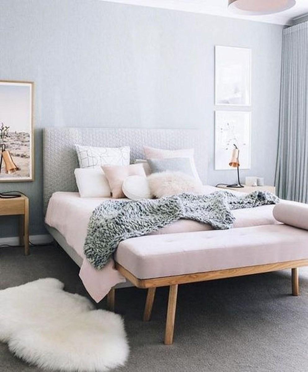 The Best Scandinavian Bedroom Interior Design Ideas 41
