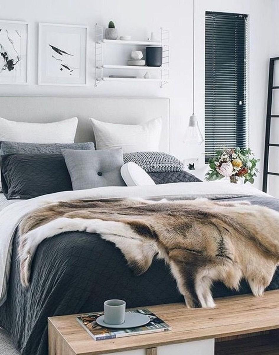 The Best Scandinavian Bedroom Interior Design Ideas 46