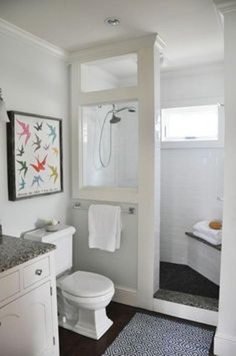 Totally Adorable Small Bathroom Decor Ideas 08