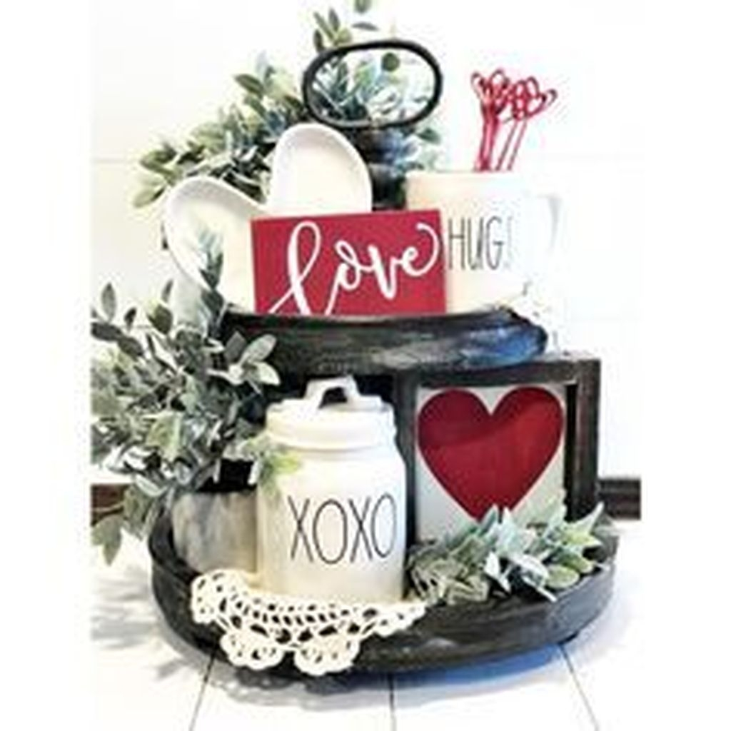 Totally Adorable Valentine Kitchen Decor Ideas 14