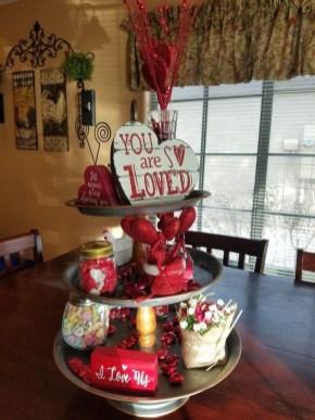 Totally Adorable Valentine Kitchen Decor Ideas 21