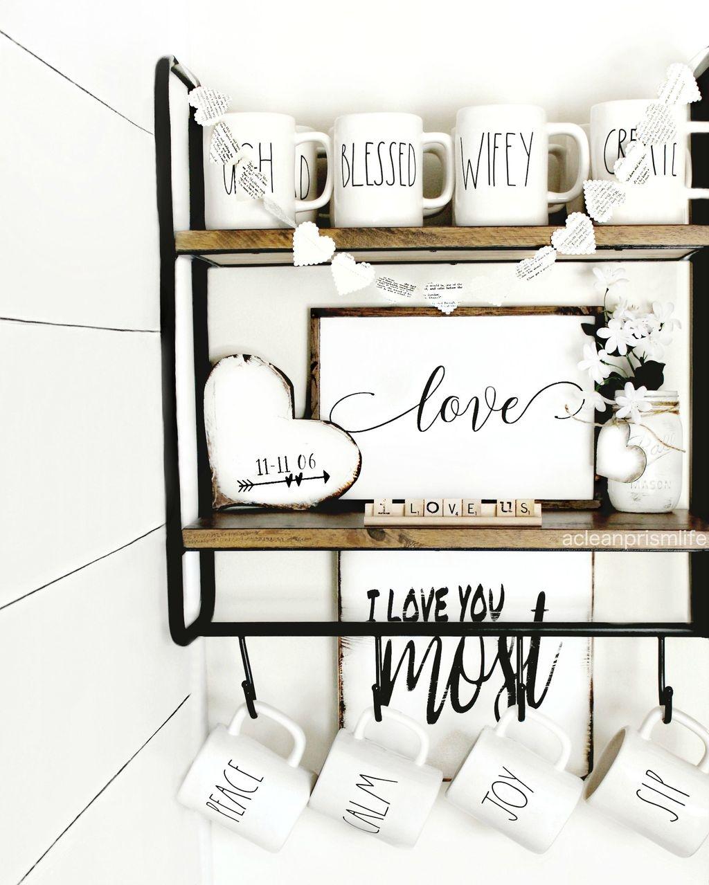 Totally Adorable Valentine Kitchen Decor Ideas 37