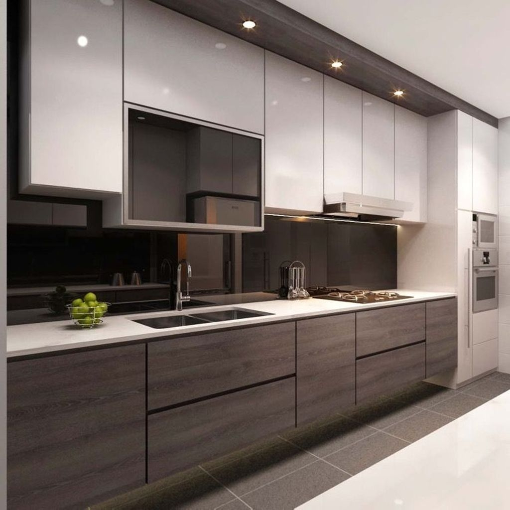 Totally Inspiring Modern Kitchen Design Ideas 16