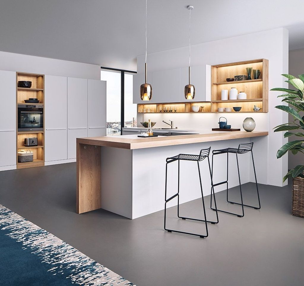 Totally Inspiring Modern Kitchen Design Ideas 23