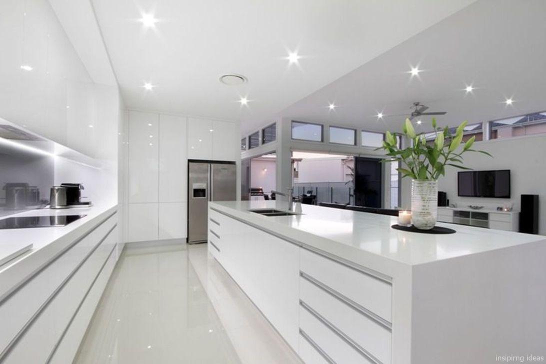 Totally Inspiring Modern Kitchen Design Ideas 24