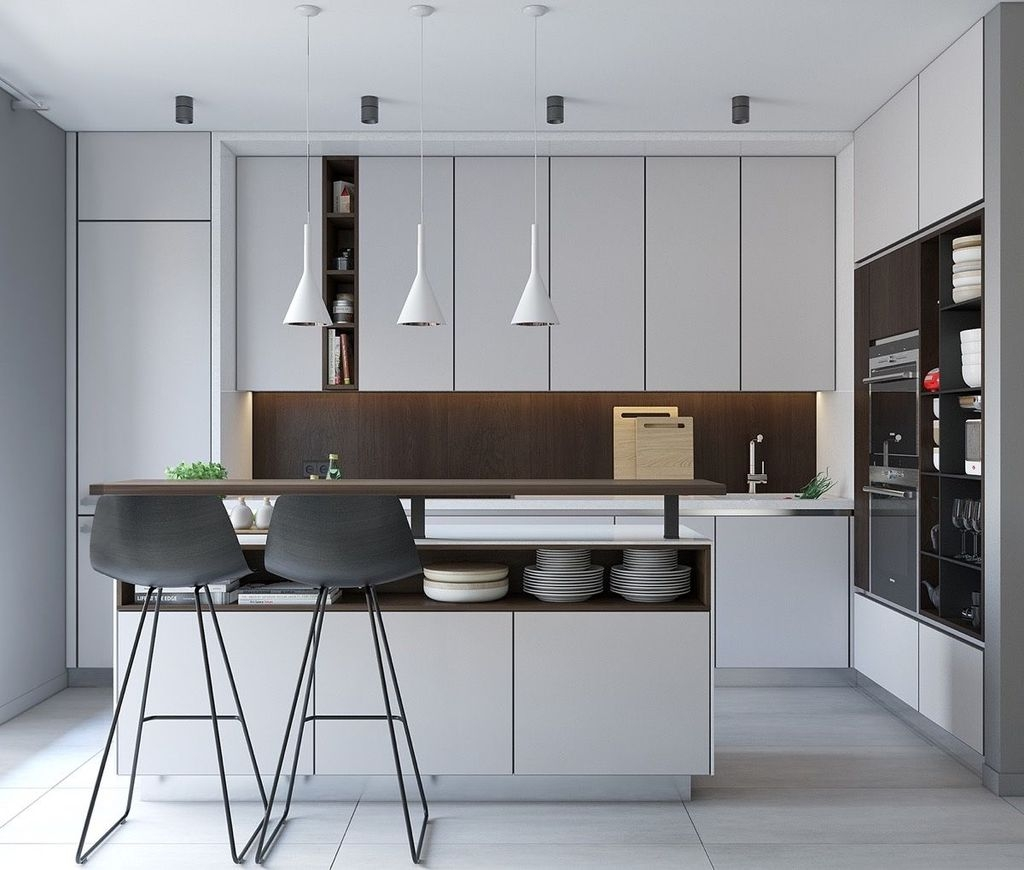 Totally Inspiring Modern Kitchen Design Ideas 29