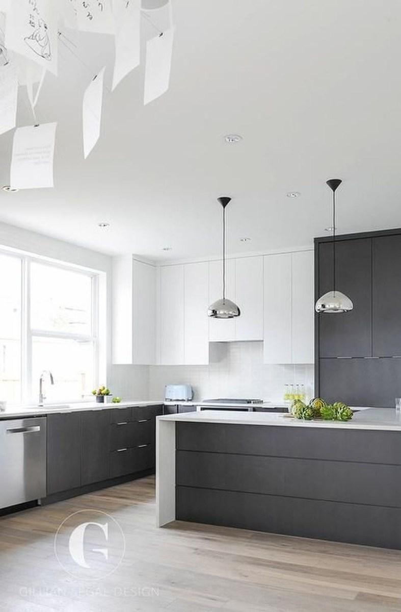 Totally Inspiring Modern Kitchen Design Ideas 36