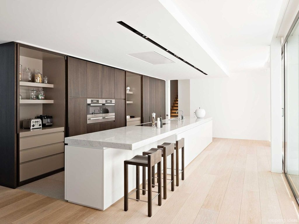 Totally Inspiring Modern Kitchen Design Ideas 43