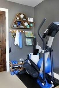 Amazing Home Gym Room Design Ideas 12