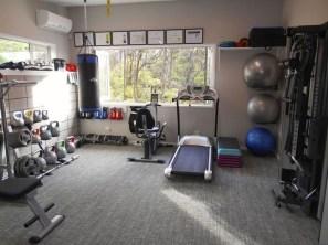 Amazing Home Gym Room Design Ideas 42