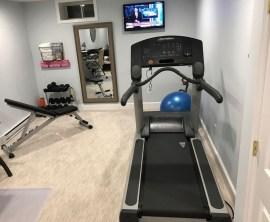 Amazing Home Gym Room Design Ideas 44