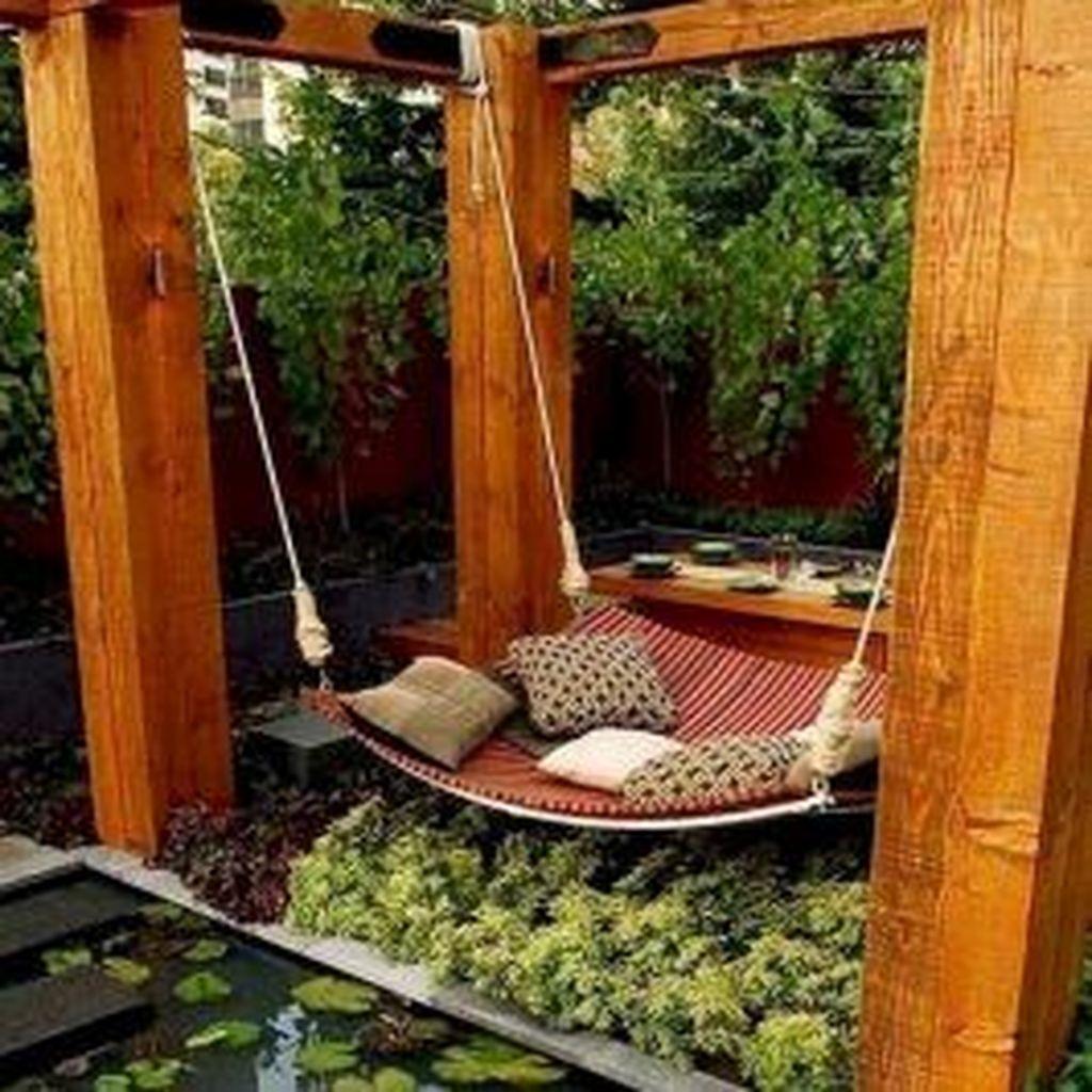 Brilliant Small Backyard Design Ideas On A Budget 26