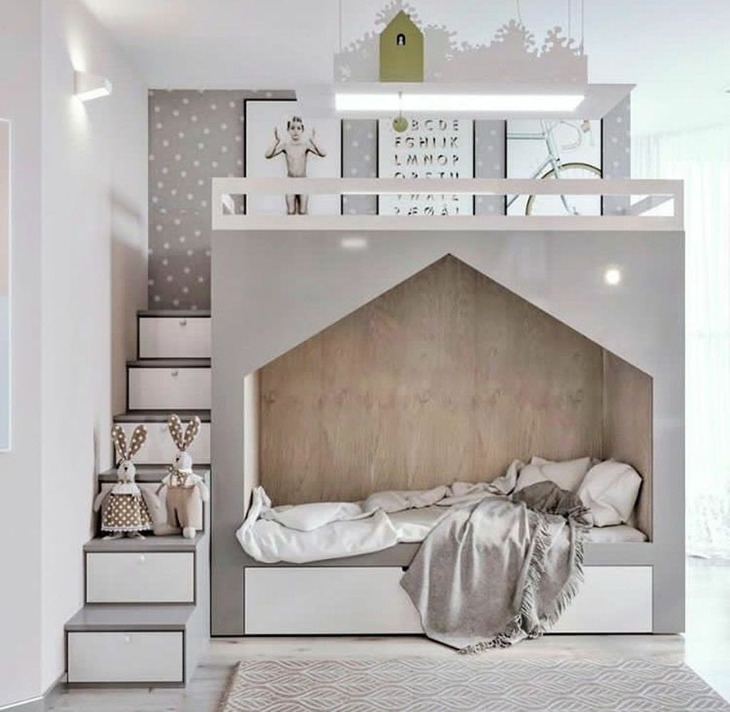 Inspiring Kids Room Design Ideas 05