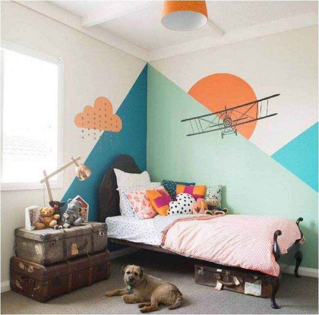 Inspiring Kids Room Design Ideas 10