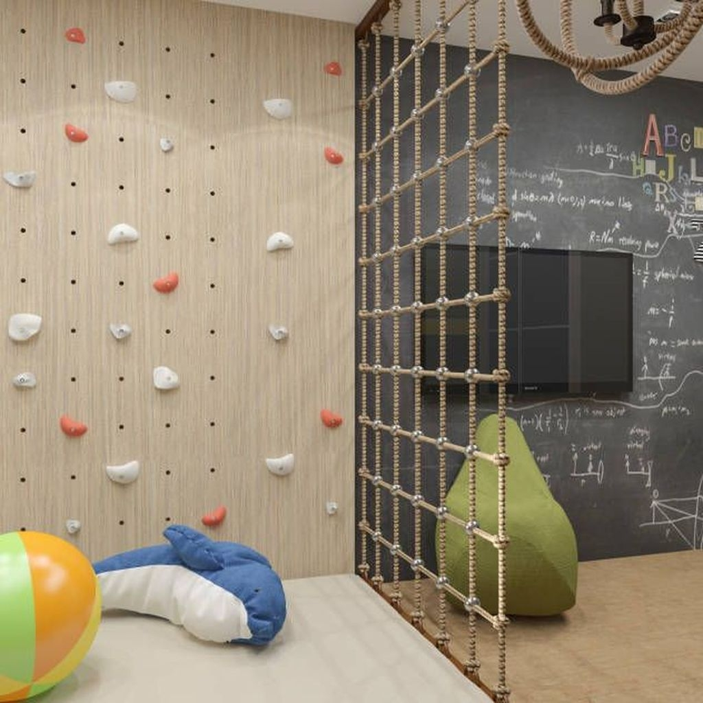 Inspiring Kids Room Design Ideas 11