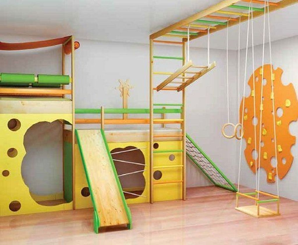 Inspiring Kids Room Design Ideas 17