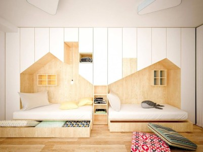 Inspiring Kids Room Design Ideas 22