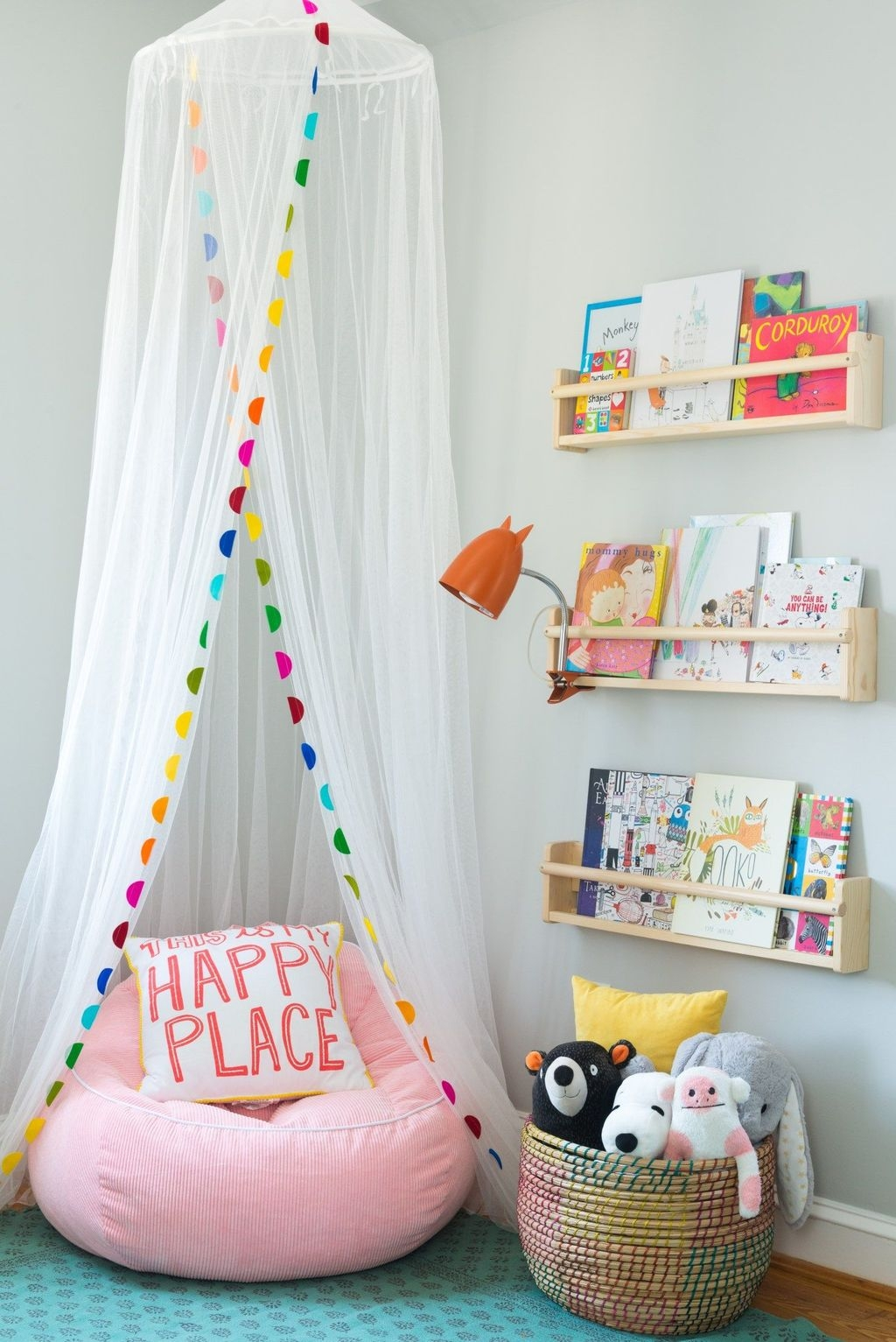 Inspiring Kids Room Design Ideas 28