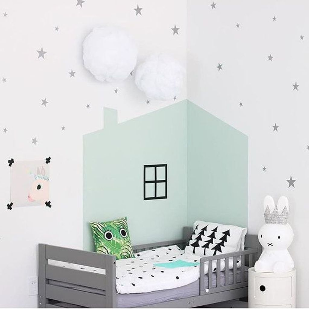 Inspiring Kids Room Design Ideas 36