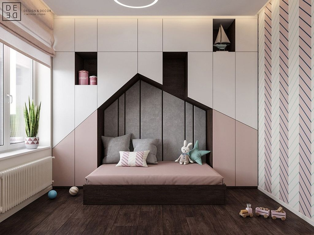 Inspiring Kids Room Design Ideas 39