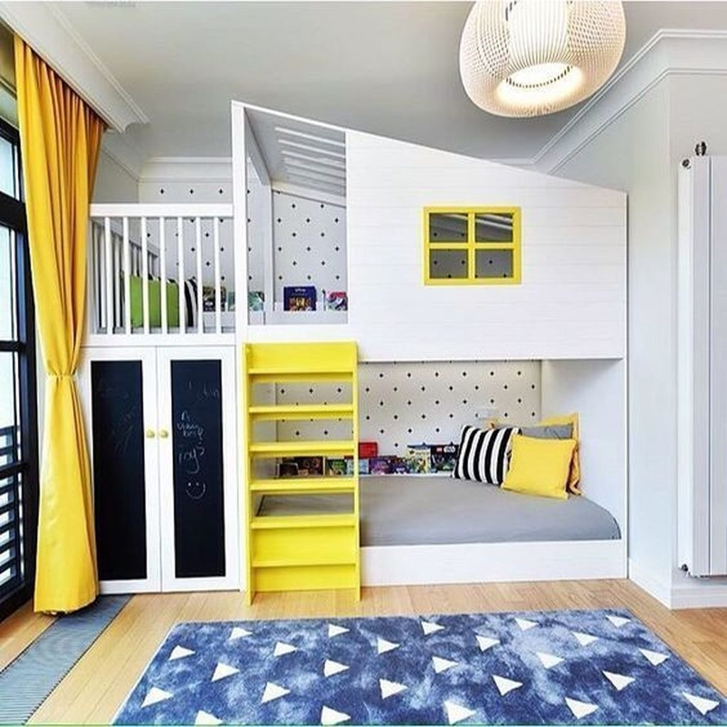 Inspiring Kids Room Design Ideas 45