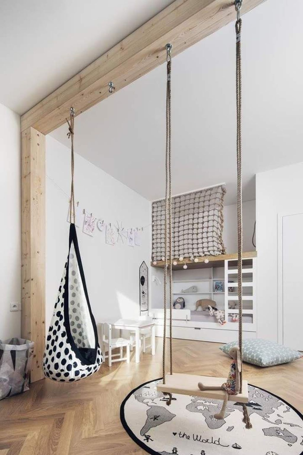 Inspiring Kids Room Design Ideas 46